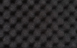Background of acoustic foam. Close up of a ackground made of acoustic foam Royalty Free Stock Image