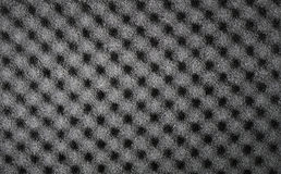 Background of acoustic foam wall Stock Image