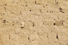 Background - Adobe wall texture stock photography
