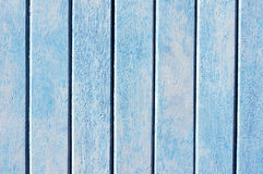 Background of aged and painted wood Stock Photography
