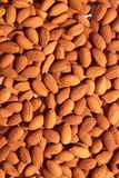 Background of Almonds Royalty Free Stock Photography