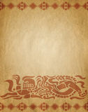 Background in American Indian style royalty free stock photos