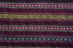 Background of the ancient homespun woolen Stock Photo