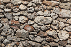 Background with an ancient stone laying Stock Photography