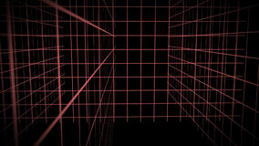 Background Animation  Mesh Red Stock Images