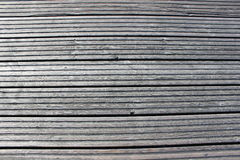 Background with anthracite wood planks Royalty Free Stock Photos