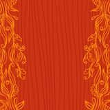 Background. Antique ornament. This is file of EPS8 format Royalty Free Stock Photography