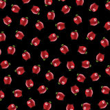 Background with apples Stock Images