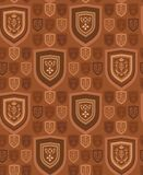 Background arms brown Stock Images