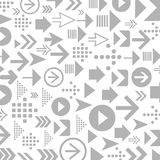Background of arrows9 Royalty Free Stock Photos