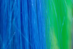 Background of artificial hair. Royalty Free Stock Image