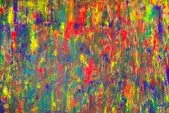 Background artistically made in colour Stock Photos