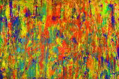 Background artistically made in colour Royalty Free Stock Photo