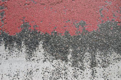 Background of asphalt road closeup texture detail Stock Images