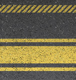 Background with asphalt texture Stock Images