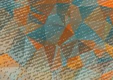 Background-12 astratto Fotografia Stock