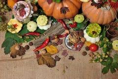 Background autumn harvest Royalty Free Stock Image