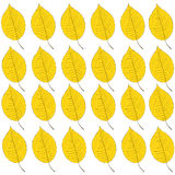 Background of autumn leaves. Raster Stock Images