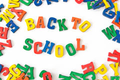 Background: Back to school Stock Images