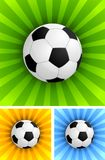 Background with ball stock illustration