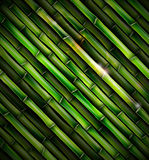 Background with bamboo Royalty Free Stock Photo