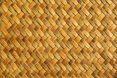 Background bamboo knitting pattern. Royalty Free Stock Photos