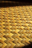 Background bamboo knitting pattern. Stock Images