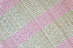 Background of bamboo mat plate, Colorful pattern, Bamboo texture, Blank space of bamboo mat. Japanese bamboo mat Stock Images