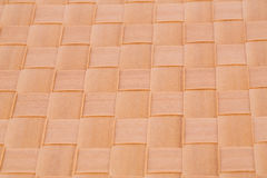 Background. Bamboo placemat texture for background, close-up image Royalty Free Stock Photography