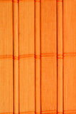 Background. Bamboo placemat texture for background, close-up image Stock Photos