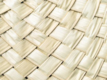 Background of bamboo strips Royalty Free Stock Photos