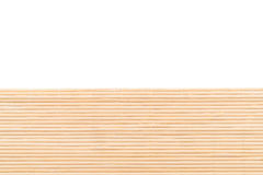 Background of the bamboo surface of mat Stock Photography