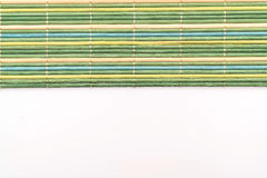 Background of the bamboo surface of mat royalty free stock photos