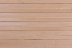 Background from bamboo wood Royalty Free Stock Images