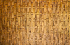 Background of Bamboo wood pattern texture. Background of Bamboo wood pattern texture,Craftsmanship in Thailand stock photo