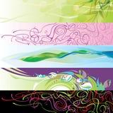 Background baner Royalty Free Stock Image