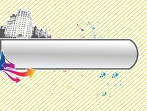 Background-banner stock illustration