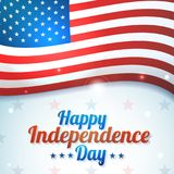 Background banner for 4th july, Independence Day. USA celebration. Vector design Happy Independence Day. Eps10 vector illustration