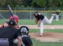 background baseball pitch arkivbilder