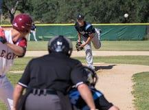 background baseball pitch royaltyfri bild