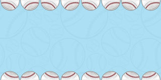 Background of baseball - Sport Royalty Free Stock Photography