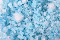 Background of bath salt Stock Images