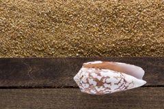 Background with beach sand Stock Photos