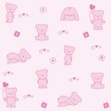 Background bears Stock Photo