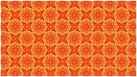 Background a beautiful Islamic decoration with harmonious intertwined shapes, beautiful colors and attractive colors Stock Photos