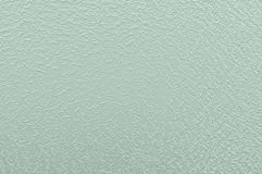 Background of beautiful pale aqua metalic stucco Royalty Free Stock Image