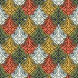 The background of beautiful seamless patterns. The vector image The background of beautiful seamless patterns Royalty Free Stock Photo