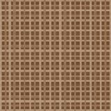 Background with beige-brown checkered pattern.  Stock Photos