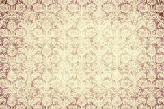 Background - beige faded ornament stock image