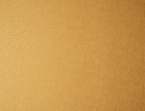 Background of beige wallpaper. Royalty Free Stock Photo